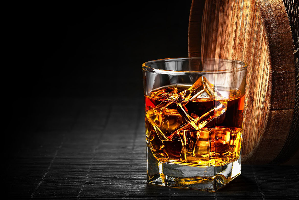 Whisky and Whiskey